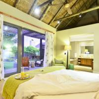 Sarili Lodge Luxury Courtyard Room