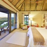Sarili Lodge Luxury River View Room