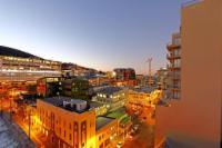 Double Ensuite - City View