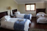Standard Triple En-Suite Room