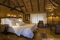 Pied Kingfisher Chalet - HONEYMOON SUITE