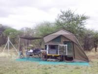 Waterhole/Watergat- Campsite