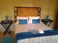 Lesotho Double Room shower/bath