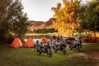 Campsites and Caravan