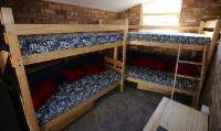 Four bed dormitary