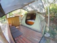 Luxury Bush dome tents