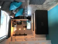 Upstairs apartment