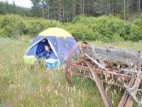 Agterplaas campsite