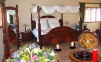 Mahogany Bridal Suite