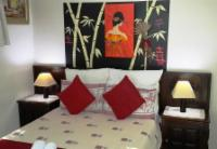Double bedroom with mini Kitchenette