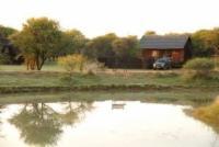 Zebra Log Cabins