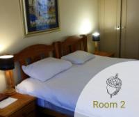Comfort Room - King Size Bed - Bath