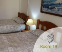 Comfort Twin Room - Shower