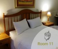 Comfort Room - Double Bed - Shower