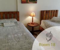 Standard Twin Room - Shower