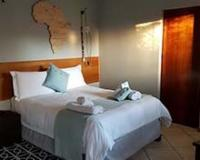 Karee selfcatering double room