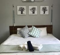 Kiaat selfcatering double room